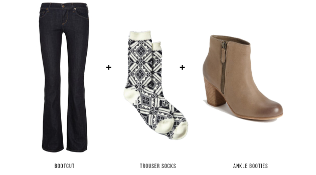 How To Wear An Ankle Bootie Jones Design Company