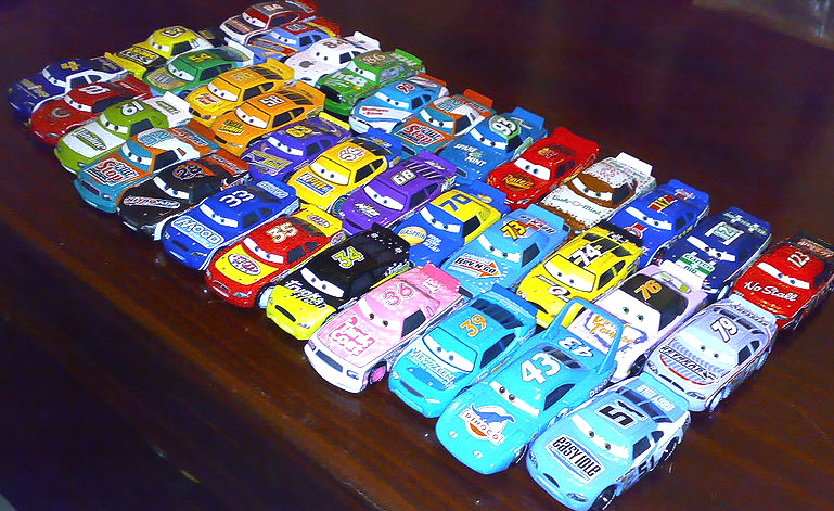 Project Cars Changed My Wallpaper Mattel Pixar Cars Checklist 2008 Cards Sealed Boxes 3