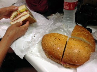 The original Muffuletta