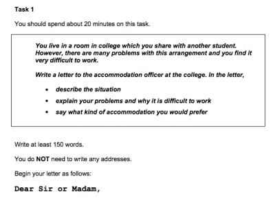Past IELTS Essay Questions: IELTS Writing Task 1 and 2 ...