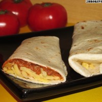 Billie Jean Burrito - Gluten Free Vegan Chili Cheese Burrito