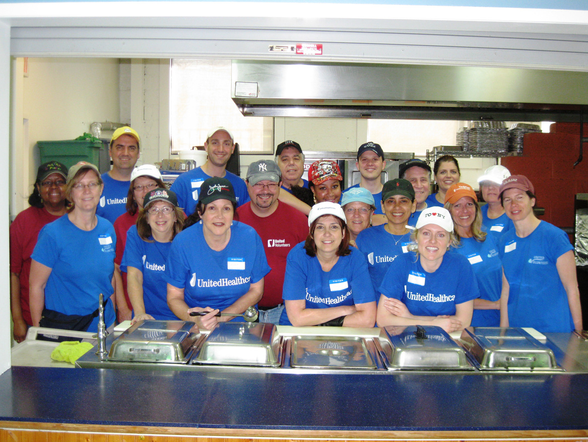 Long Island Soup Kitchen Volunteer Corporate Giving | The Inn