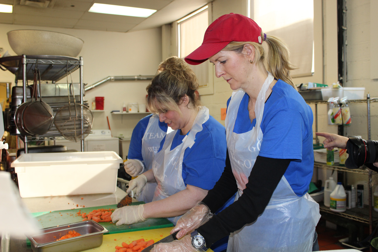 Soup Kitchen Long Island Ny Corporate Giving | The Inn