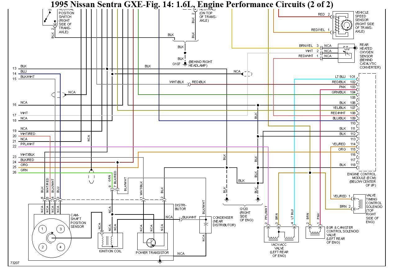nissan tps wiring diagram