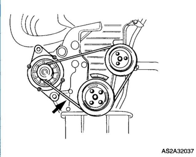 kia sportage motor diagram