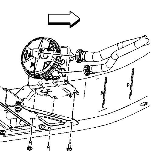2004 buick rainier air suspension diagram
