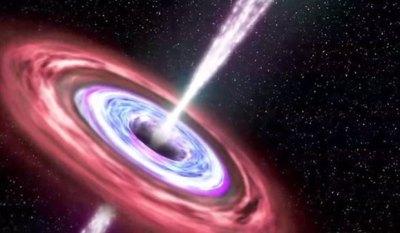 ブラックホールが星を飲み込む時なにが起きているか NASA公開のレンダリング映像と2ch解説