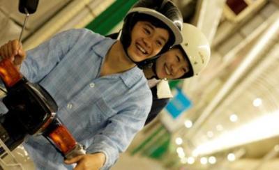 LINEで拡散されたバイク乗りカップルの感動ストーリーをご覧ください ※涙腺崩壊注意※