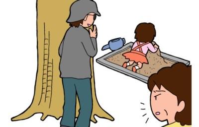 京都府の最新不審者情報を紹介 変なひと多すぎ笑えねえ・・・