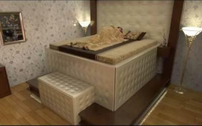 中国人が思いついた地震から身を守るベッドが凄い(動画あり)