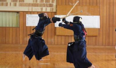 剣道4段の俺 VS 絡んできたDQN