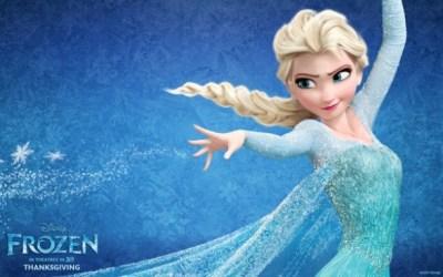 アナ雪の女王エルサそっくりなコスプレイヤーが話題に…白人コスプレ画像スレ