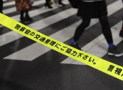 年越しカウントダウン 渋谷駅周辺の様子(動画) 警察官が警戒に当たるも・・・