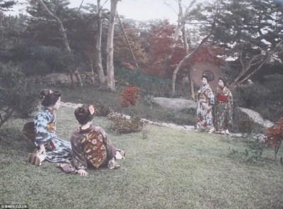 100年前 日本は美しかった 明治・大正時代のカラー修正復元写真ほか40枚