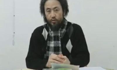 安田純平さん「誰も反応してくれない」 ※動画発言の全文※ ヌスラ戦線に拘束中のジャーナリストISIS(イスラム国)に送られる可能性