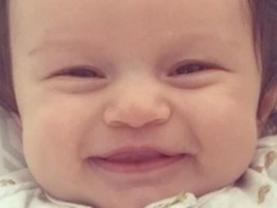 髪の毛フサフサの赤ちゃんに2chハゲ住民が嫉妬<画像>生後2カ月の赤ちゃんがネットで人気者に