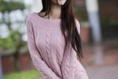女性を一番魅力的に見せる服は?<画像50枚>やっぱ薄手のニットだよな?
