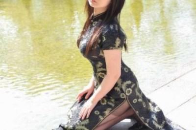 チャイナドレスとかいうチラリズムの理想形<画像>たまらんよね