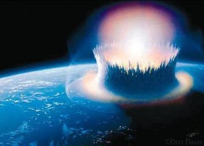 アルゼンチンに落下した世界最大級の隕石<画像>コレが空から降ってくるのか・・・