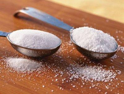 面接官「砂糖と塩をまったく触らずに見分ける方法を教えてください」