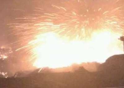【災害】阿蘇山噴火 約一時間後の様子と噴火の瞬間画像ほか