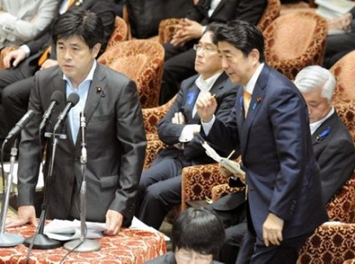 民進・今井雅人氏「今は安倍政権の粗探しをする時ではない」←粗探しの張本人