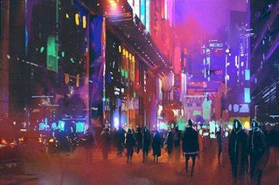 【悲報】世界の都市を『東京化』すると大変な事になってしまう →画像