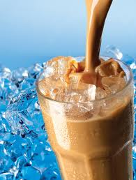 Cocoa Almond Milk Iced Latte @2CookinMamas