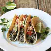 Slow Cooker Chicken Tacos 2 | 2CookinMamas