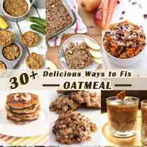 Top 30 Oatmeal Recipes square