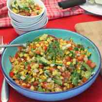 Roasted Corn Salad square