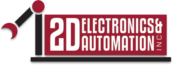 2D Electronics and Automation Logo