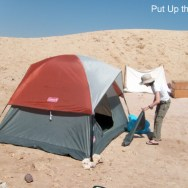 Camping @ Ras Mohamed national park in Sinai – Egypt