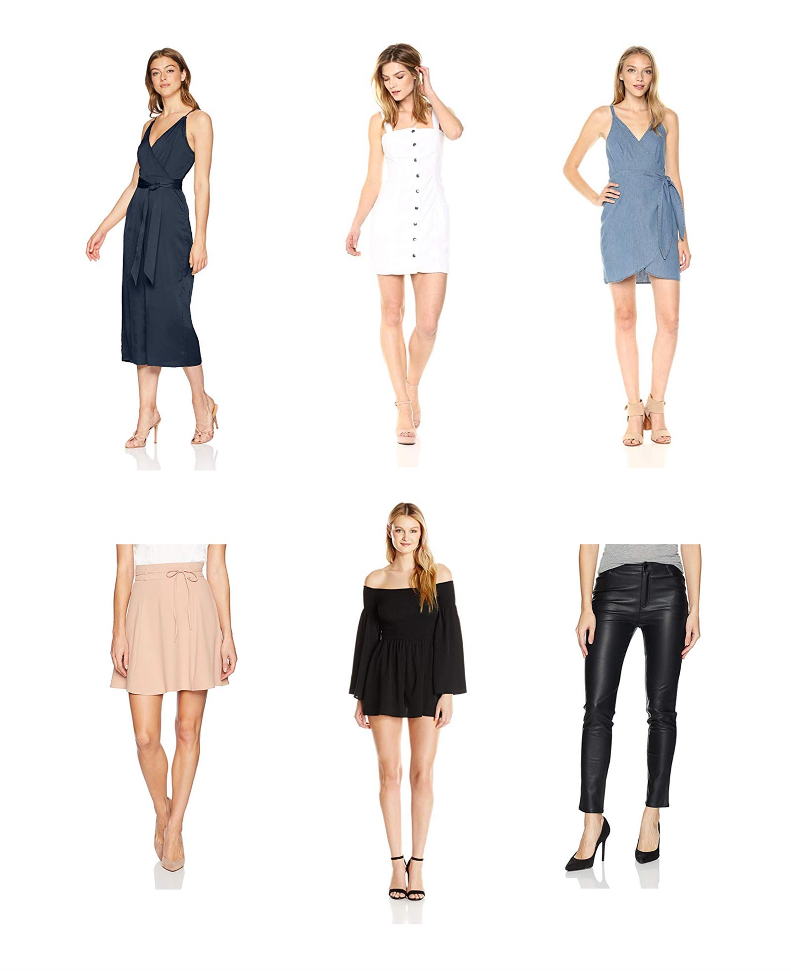 Amazon Fashion 6 Chic Affordable Clothing Brands On Amazon Jessoshii