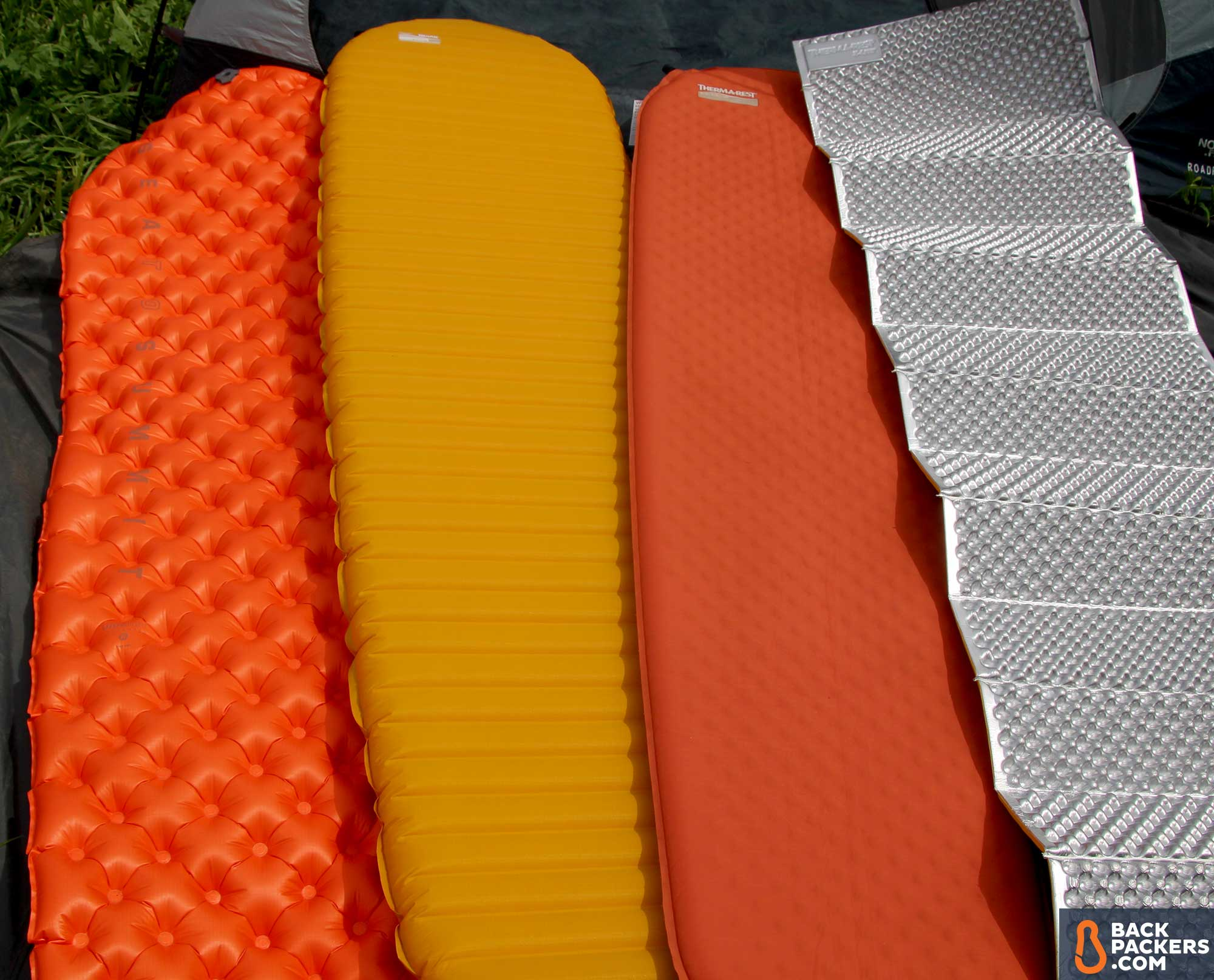 Closed Cell Foam Mat Sleeping Pad Guide Outdoor Gear Guide Backpackers