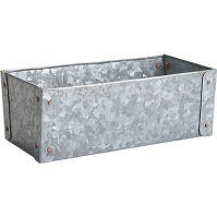 Galvanized Metal Storage Bins | www.imgkid.com - The Image ...