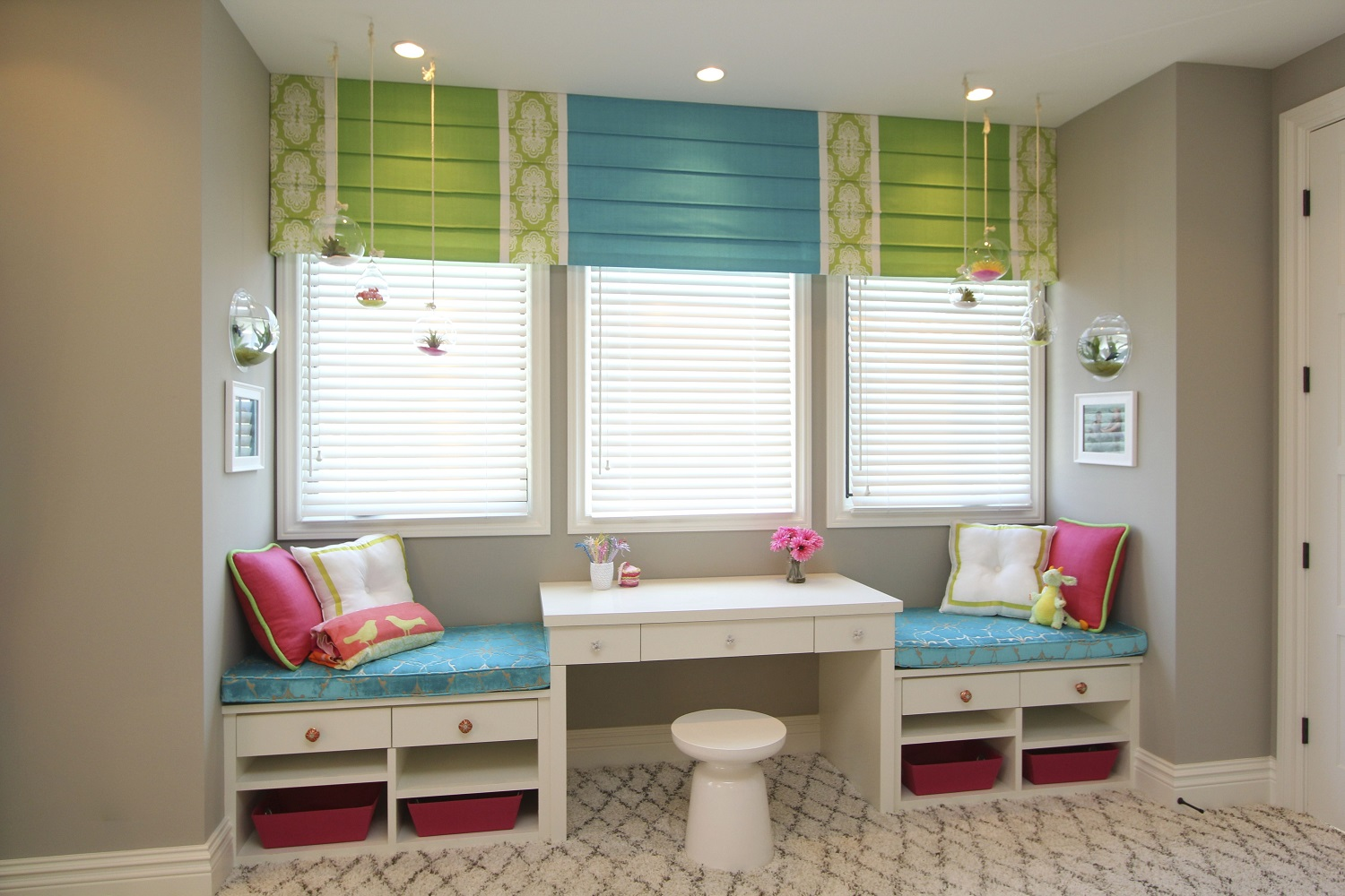 Home Interior Kids Hamptons Inspired Luxury Home Girls Room Robeson Design San