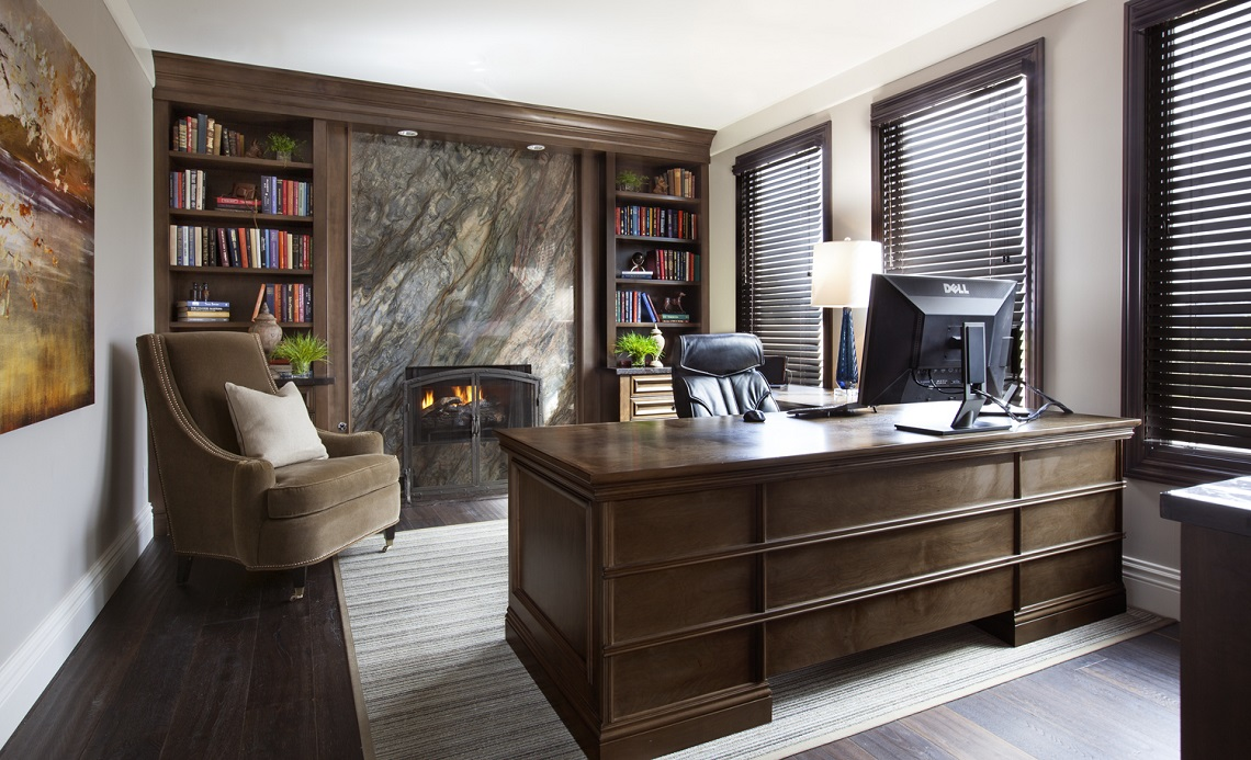 Office Home Hamptons Inspired Luxury Home Office Robeson Design San Diego