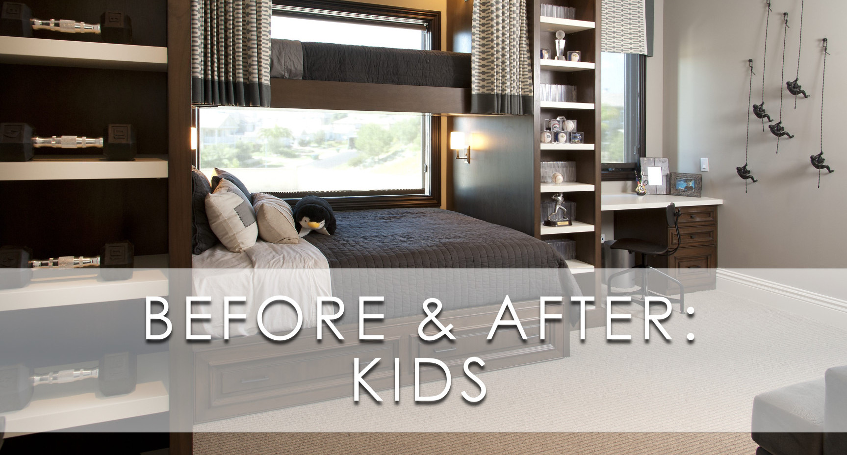 Hampton Style Bedrooms Hamptons Inspired Luxury Kids Boys Bedroom Before And