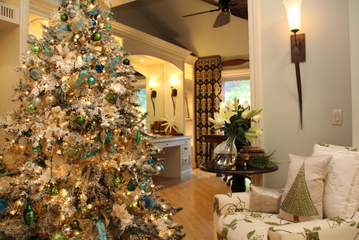 Christmas Interior Design Christmas Trees San Diego Interior Designers