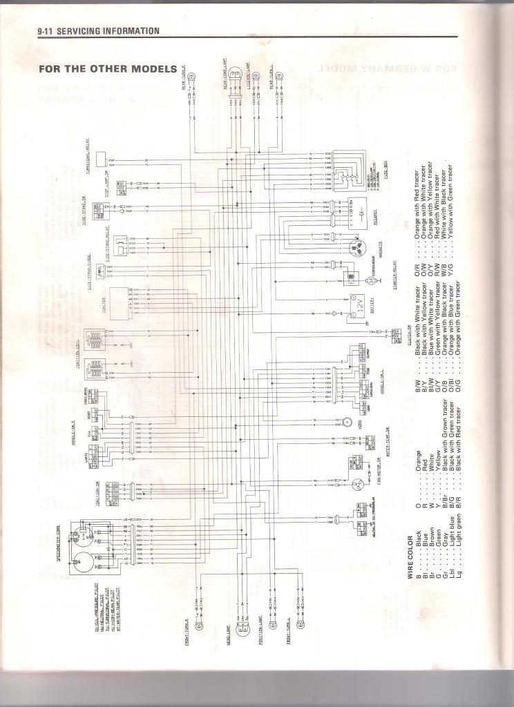 Suzuki Vl800 Wiring Diagram Wiring Schematic Diagram