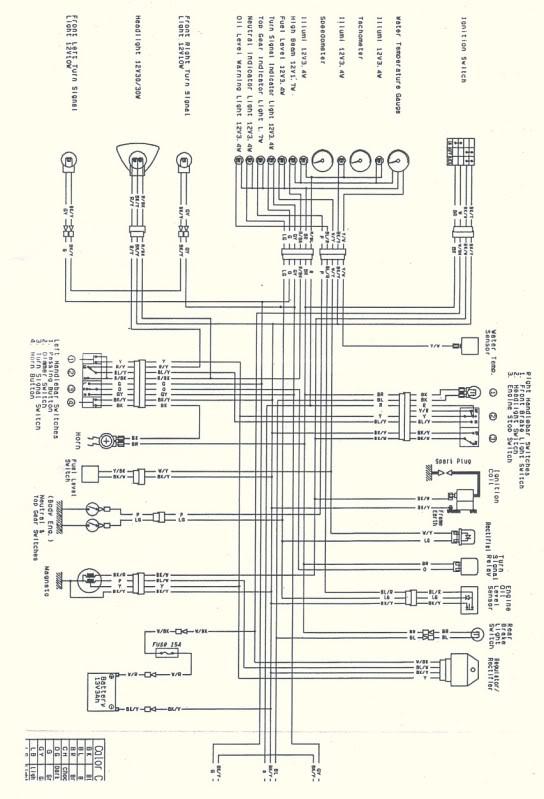 Wiring Diagram Kawasaki Ninja 150 Rr Wiring Diagram