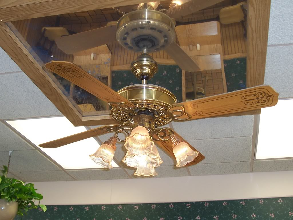 White Gold Ceiling Fan 52 Quot Casablanca 39victorian 39 Polished Brass