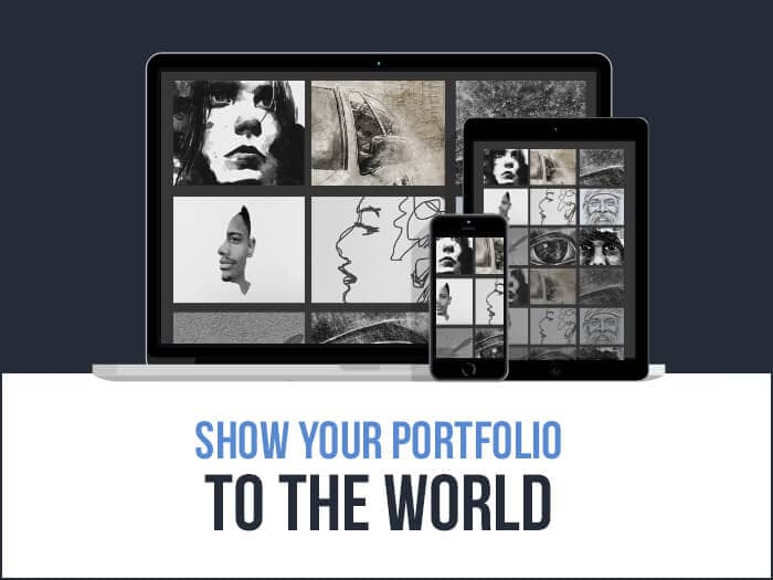 The Best Website Builder for Artists to Showcase Portfolios