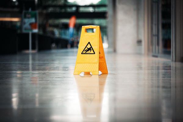 Safety Tips Slips, Trips and Falls - Clark Insurance