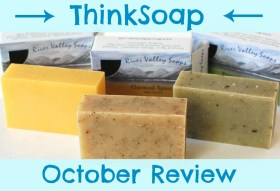 ThinkSoap October Review