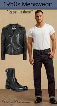 50s Outfits for Men | 1950s Costume Ideas for Guys