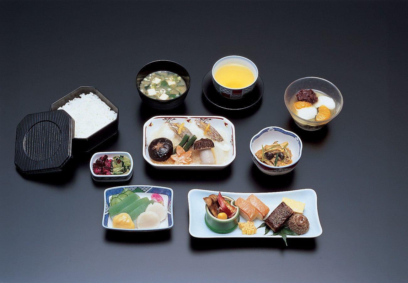Cuisine Royale Brightness Too High Review Japan Airlines 787 Business Class Nrt Syd