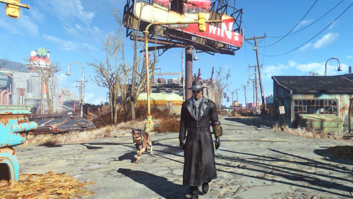 Fallout 4 Mods Selección