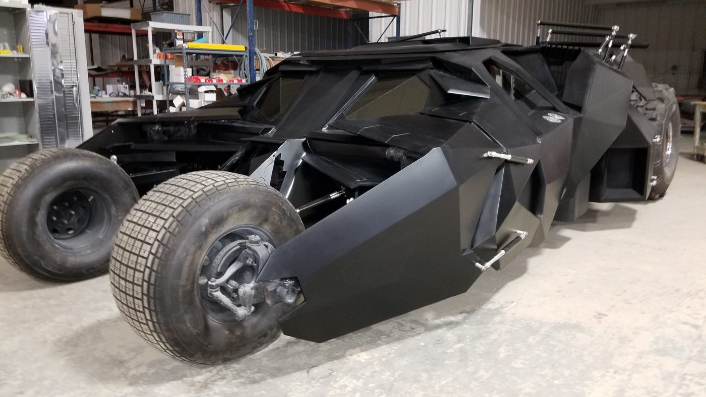 Replica ???? Perfect Replica Tumbler Batmobile For Sale